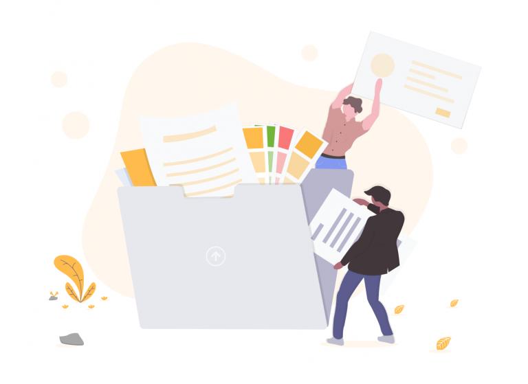 collaboration-illustration-draftr